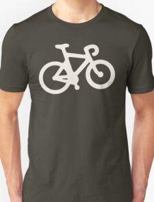 Muddy Simple Bike Unisex T-Shirt