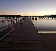 Balmoral Beach at Dawn by sharon2121