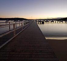 Balmoral Beach at Dawn by sharon2121