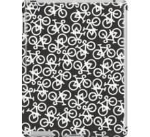 Multiple Ghost Bikes iPad Case/Skin