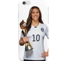 Carli Lloyd - World Cup iPhone Case/Skin