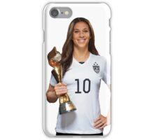 Carli Lloyd - World Cup iPhone Case/Skin