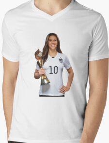 Carli Lloyd - World Cup Mens V-Neck T-Shirt