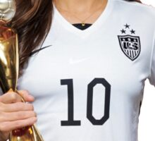 Carli Lloyd - World Cup Sticker