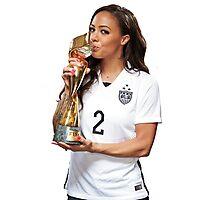 Sydney LeRoux - World Cup Photographic Print