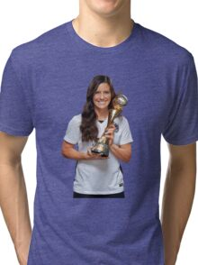 Ali Krieger - World Cup Tri-blend T-Shirt