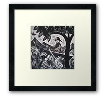 The Voyage Out Framed Print