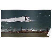 Surfing, Ageless Sport. Poster