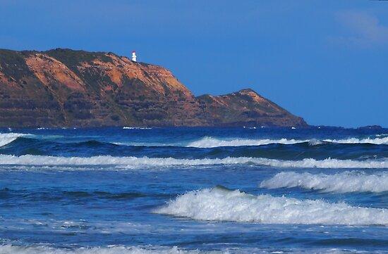 Gunnamatta - Gunnamatta Beach, Victoria by Dave Callaway