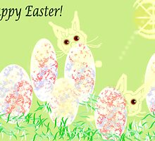 Happy Easter!  by AndreaFettweis