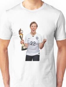 Meghan Klingenberg - World Cup Unisex T-Shirt