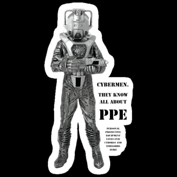Cybermen know PPE by Owen65
