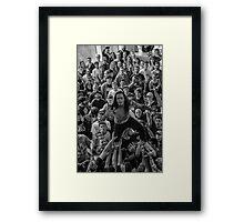 Trash Talk - Slam Dunk Festival Framed Print