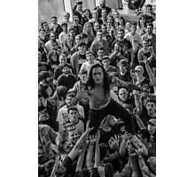 Trash Talk - Slam Dunk Festival Photographic Print