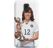Lauren Holiday - World Cup Samsung Galaxy Case/Skin