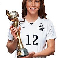 Lauren Holiday - World Cup by smwgracer