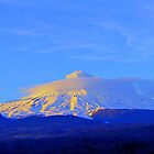 Volcano Chile by Daidalos