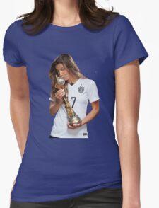 Tobin Heath - World Cup Womens Fitted T-Shirt