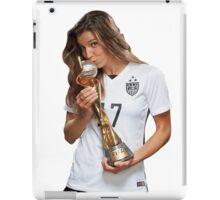Tobin Heath - World Cup iPad Case/Skin
