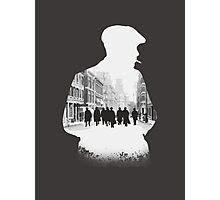 Peaky blinders - light Photographic Print