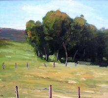 Pastures by AJ  Devlin
