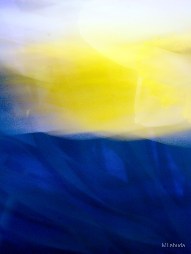 A Fleeting Spring Moment An abstract impression by Mitch Labuda