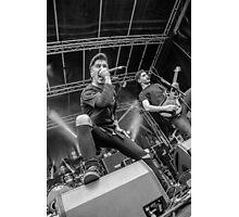 Bury Tomorrow - Slam Dunk Festival Photographic Print