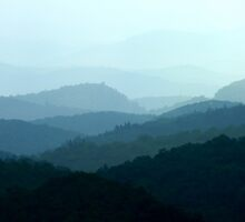 Mountain Waves by Tibby Steedly