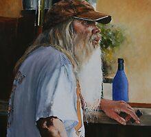 The Cigar Salesman by David McEwen