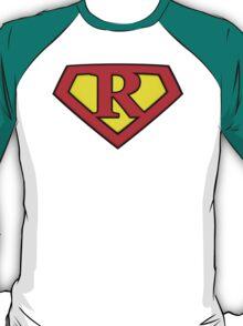 Classic R Diamond Graphic T-Shirt