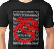 """""""The Year Of The Snake / Serpent"""" Clothing Unisex T-Shirt"""