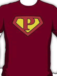 Classic P Diamond Graphic T-Shirt