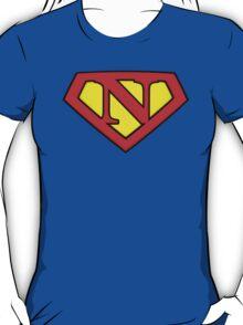 Classic N Diamond Graphic T-Shirt