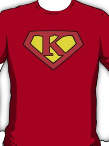 Classic K Diamond Graphic T-Shirt