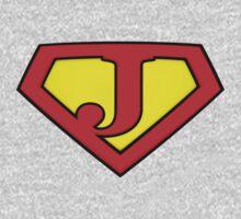 Classic J Diamond Graphic Kids Clothes