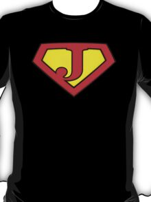 Classic J Diamond Graphic T-Shirt