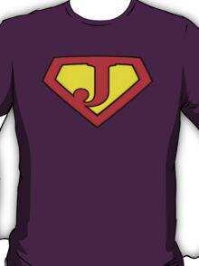 Classic J Diamond Graphic T-Shirt