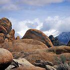 Big Boulders by marilyn diaz