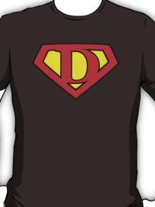 Classic D Diamond Graphic T-Shirt