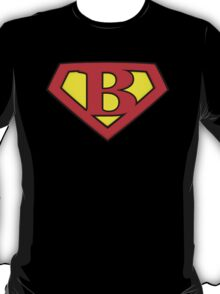 Classic B Diamond Graphic T-Shirt