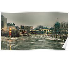 Winnipeg Flood 2011 Poster