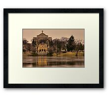 St. Boniface Cathedral Framed Print