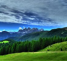 Dolomiti III by TigerOPC