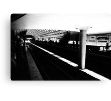 Metro Series #1 Canvas Print