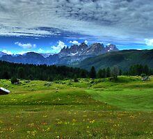 Dolomiti IV by TigerOPC