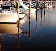 Harbor Rest by Sandy Woolard