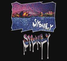 Sydney -small logo Kids Clothes