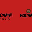 Miscreated Design 1  Red (Official) by Miscreated