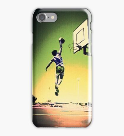DUNKART SUNSET iPhone Case/Skin