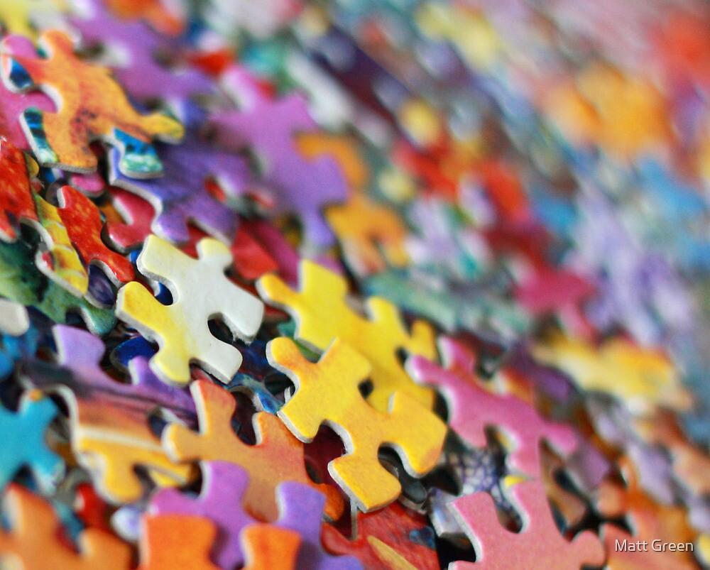 Jigsaw by Matt Green